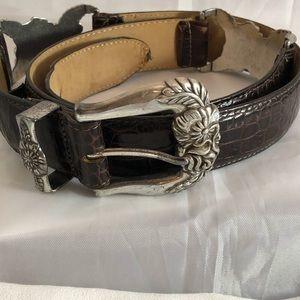 🎄⛄️Brigthton belt size L